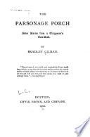 The Parsonage Porch