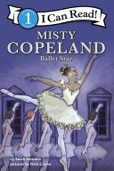 I Can Read Fearless Girls  2  Misty Copeland