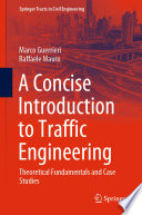 A Concise Introduction to Traffic Engineering