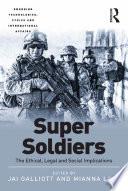 Super Soldiers Book