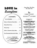 Love in swingtime