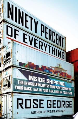 Download Ninety Percent of Everything Free Books - Read Books
