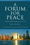 A Forum for Peace
