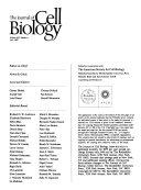 The Journal of Cell Biology Book