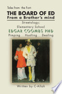The Board of Ed from a Brother   s Mind Book