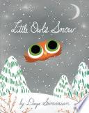 Little Owl s Snow Book PDF