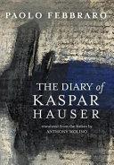 The Diary of Kaspar Hauser