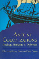 Pdf Ancient Colonisations