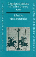Crusaders and Muslims in Twelfth-Century Syria - Seite 230