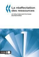 Pdf La réaffectation des ressources Le rôle des institutions budgétaires Telecharger