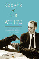 Essays of E. B. White Pdf