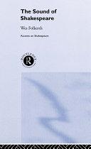 The Sound of Shakespeare Pdf/ePub eBook