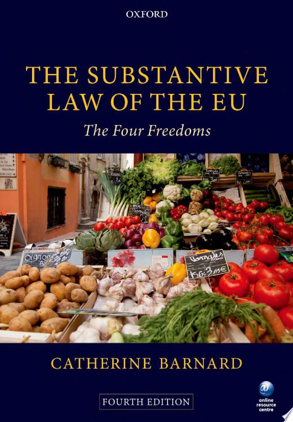 The+Substantive+Law+of+the+EU