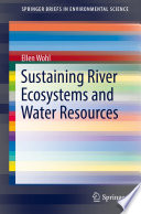 Sustaining River Ecosystems And Water Resources Book PDF