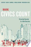 Making Civics Count