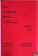 New Technical Books Book PDF