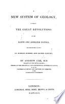 A New System of Geology Pdf/ePub eBook