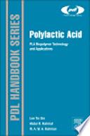 Polylactic Acid Book