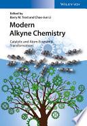 Modern Alkyne Chemistry