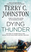 Dying Thunder Book