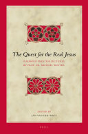 The Quest for the Real Jesus