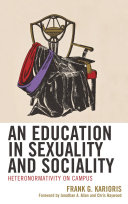 Pdf An Education in Sexuality and Sociality
