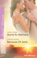 Home To Harmony Because Of Jane