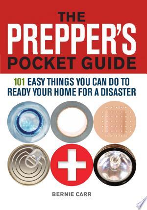 Download The Prepper's Pocket Guide online Books - godinez books