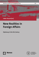 Pdf New Realities in Foreign Affairs