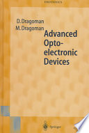 Advanced Optoelectronic Devices Book PDF