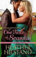 One Taste of Scandal [Pdf/ePub] eBook