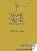 Engine Coolant Testing