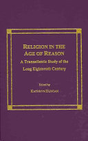 Religion in the Age of Reason