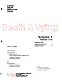 Death   Dying
