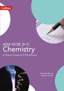AQA GCSE Chemistry 9-1 Grade 8/9 Booster Workbook