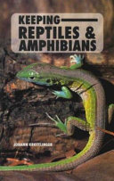 Keeping Reptiles   Amphibians
