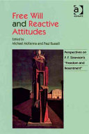 Pdf Free Will and Reactive Attitudes