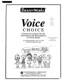 Voice Choice Book PDF