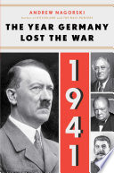 link to 1941 : the year Germany lost the war in the TCC library catalog