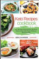 Keto Recipes Cookbook Book