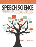 Speech Science Pdf/ePub eBook