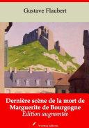 Pdf Dernière scène de la mort de Marguerite de Bourgogne. Telecharger