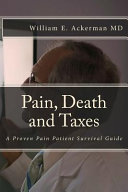 Pain  Death and Taxes Book