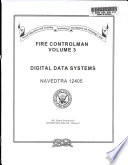 Fire Controlman  Vol  3  Digital Data Systems  Naval Education and Training Command  April 1997