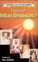 Essays on Indian Renaissance