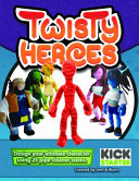 Twisty Heroes Book