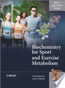 Biochemistry for Sport and Exercise Metabolism Book PDF