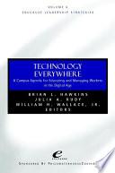 Educause Leadership Strategies  Technology Everywhere