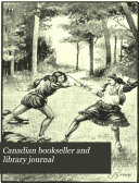Canadian Bookseller and Library Journal Book