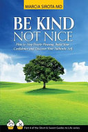 Be Kind  Not Nice